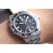 Orologio tag heur uomo tag-wak2110.ba0830 mod. aquaracer automatic