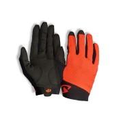 Giro Rivet II handschoenen - Vermillion/Zwart