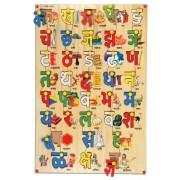 Skillofun Marathi Alphabet Picture Tray