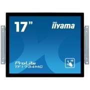 "Touch Screen, IIYAMA 17"", TF1734MC-B6X, 5ms, 1000:1, HDMI/DP, 5:4, 1280x1024"