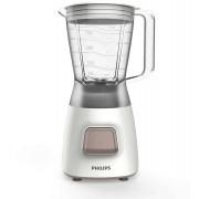 Blender de masa Philips Daily Collection HR2052/00, 350 W, 1.25 L, Alb