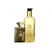 Amouage Gold Gift Set - EDP 100 ml / 300ml Shower Gel за мъже