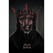 Władca Pierścieni Usta Saurona - plakat premium