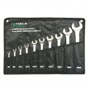 Z-TOOLS villáskulcs készlet 10 részes 6-32mm