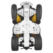 Scut Shark Skidplate Can-am Renegade 800R/1000 2012-2015