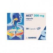 ACC 200mg *20 capsule