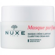 Nuxe Cleansers and Make-up Removers máscara de limpeza para pele sensível 50 ml