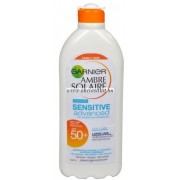 Garnier Ambre Solaire Sensitive naptej SPF 50+ 400ml
