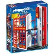 Комплект Плеймобил 5361 - Пожарна с аларма, Playmobil, 291099