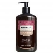 Arganicare Shampooing Huile de Coco cheveux ternes et secs - 400 ml