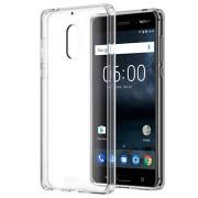 Nokia 6 Hybrid Crystal Case CC-703 - Doorzichtig
