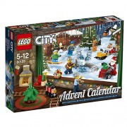 Lego (LEGO) City 2017 Advent Calendar 60155