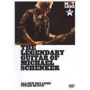 Dave Celentano: The Legendary Guitar of Michael Schenker [DVD]