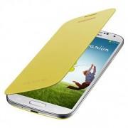 Capa com cobertura EF-FI950BYEG para Samsung Galaxy S4 I9500 - Amarelo