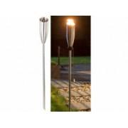 Royal gardineer Torche de jardin en acier inoxydable -