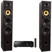 Pioneer Zestaw stereo A40AEB + TAGA TAV-506F Wenge