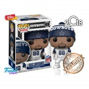 Dez Bryant Funko Pop Dallas Nfl Cowboys Football Americano