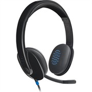 Logitech H540 USB Headset with Noise-Cancelling