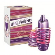 Justin Bieber Girlfriend eau de parfum 100 ml Tester donna