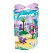 Playmobil Fairies, Zana cu animale prietenoase