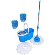 Easy Clean 360 Degree Mop Home Cleaning Set