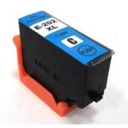 Printflow Compatível: Tinteiro Epson 202XL Ciano (C13T02H24010)
