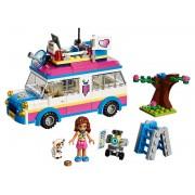 Lego Vehículo de operaciones de Olivia