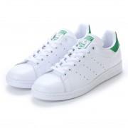 アディダス adidas STAN SMITH スタンスミス (ホワイト×グリーン) レディース メンズ