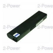 2-Power Laptopbatteri Asus 11.1v 4600mAh (90-NER1B1000Y)