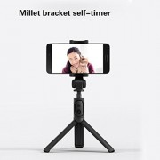 Bluetooth Selfie Stick, Foldable Tripod Selfie Stick Tripod All-in-One Wireless Selfie Android IOS Self-Timer Stand Holder Display Remote Camera Shoot