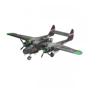Macheta avion p61a/b black widow revell 04887