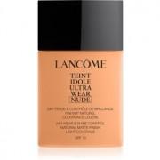 Lancôme Teint Idole Ultra Wear Nude matificante leve de maquilhagem tom 06 Beige Cannelle 40 ml