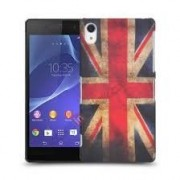 Sony Xperia Z2 - hoes, cover, case - PC - UK vlag