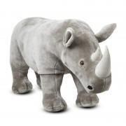 Rinocer gigant din plus Melissa and Doug, 3 ani+