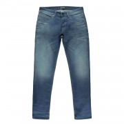 Cars Henlow Reg Coated Pale Blue - jeans - Size: 27L32
