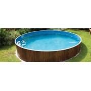 Wellis Lagoon Deluxe 460/120 merevfalú medence- homokszűrővel Mistry