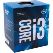 Procesor Intel Core i3-7100 Kaby Lake, 3.90GHz, socket 1151, Box, BX80677I37100