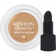 Revlon colorstay creme eye shadow 710 caramel ombretto in crema con applicatore integrato