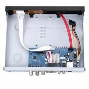 COTIER A2B5 720P 1.0 megapixel 2 x Bullet AHD camera's AHD DVR Kit steun nachtzicht / bewegings-detectie IR afstand: 20m(Black)