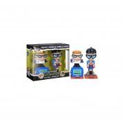 Funko Vinyl Dexters Laboratory Dext Cartoon Network Laboratorio-Multicolor