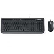 Microsoft Wired Desktop 600 USB Port PL/RO Hdwr Клавиатура