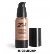 Zuii Organic - Bio Folyékony Alapozó Beige Medium 30 ml