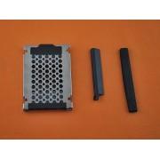 CARCASA PARA DISCO DURO HDD IBM/LENOVO THINKPAD X200/201 X200S 45N3135 CON TAPA