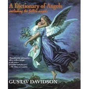 Unbranded Dictionary of angels including the fallen angels 97800290705