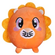 22cm 8.6Inches Huge Squishimal Big Size Stuffed Lion Squishy Toy Slow Rising Gift Collection