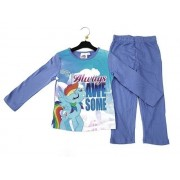 Pijama mov My Little Pony 3-8ani