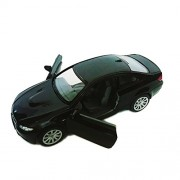 JAYAS COLLECTIONS Die-cast model car Toy (metal) 2009 BMW M3 coups (black)