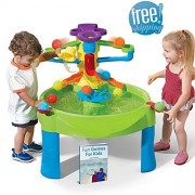 Water Activity Table For Toddlers Outdoor Sensory Table Naturally Playful Play Seas Splash Water Seaway Set For Kids Home Garden Beach Toy Games Outward Playfort Child Backyard And eBook By NAKSHOP