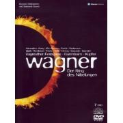 Jerusalem,Kang,Evans,Brinkmann,Clark,Bayreuther Festspiele,Barenboim,Kupfer - Wagner:Der Ring des Nibelungen (7DVD)