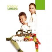 GATTA Rajstopy dziecięce Gatta Cottoline Kiddy wzorzyste